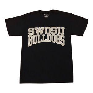 SWOSU Bulldogs Champion Short-Sleeve Shirt